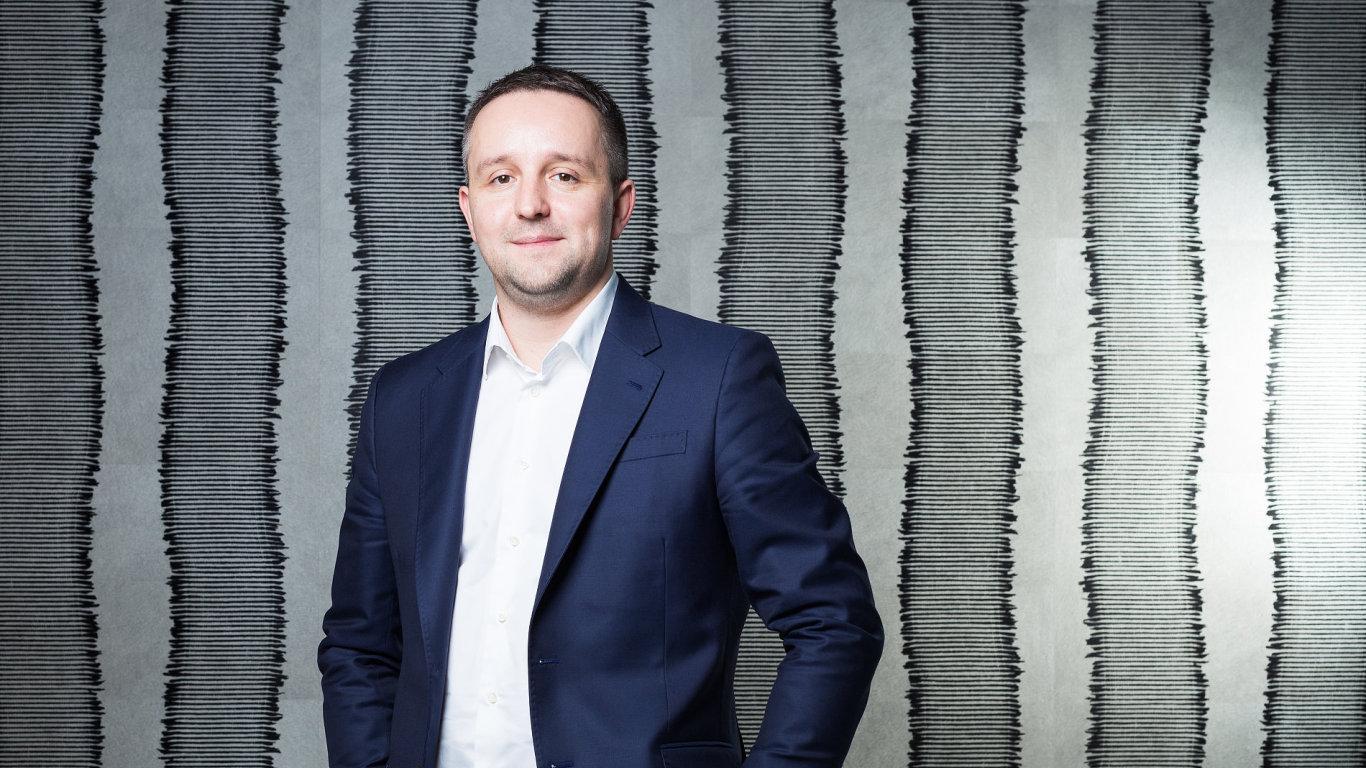 David Rusňák, majitel skupiny DRFG