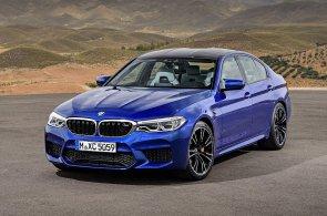 Nové BMW M5 je rychlejší než některé supersporty. Rodinu ale převeze v dokonalém pohodlí