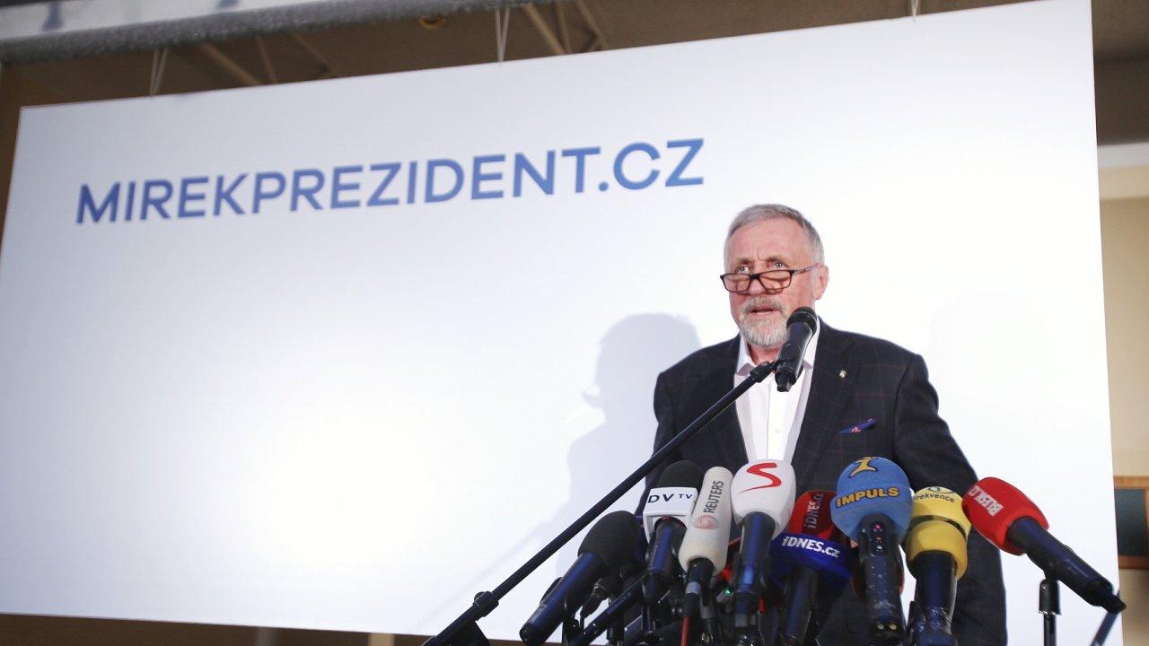 Mirek Topolánek.