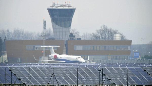 Letiště Brno-Tuřany odbaví ročně půl milionu cestujících.