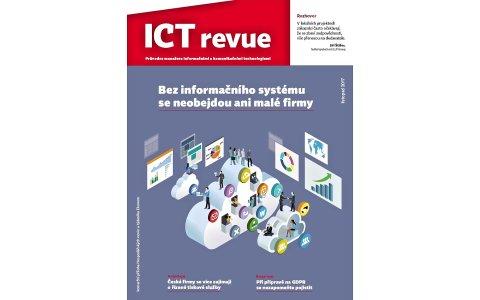 Právě vyšlo: <BR> ICT revue 11/2017