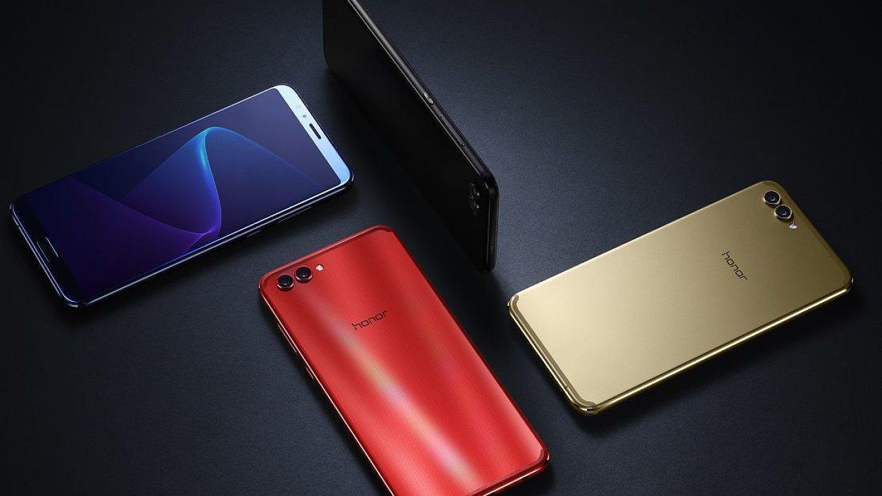 Nově představený telefon Honor V10 se v Evropě bude prodávat nejspíše jako Honor 9 Pro.