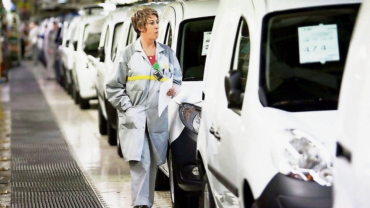 Francouzský stát uzavřel dohodu o nákupu až 14 milionů akcií automobilky Renault (ilustrační foto).