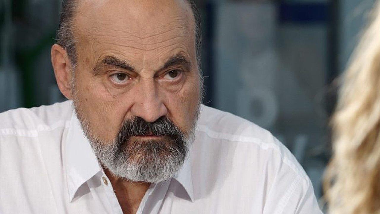 Katolický kněz a univerzitní profesor Tomáš Halík.