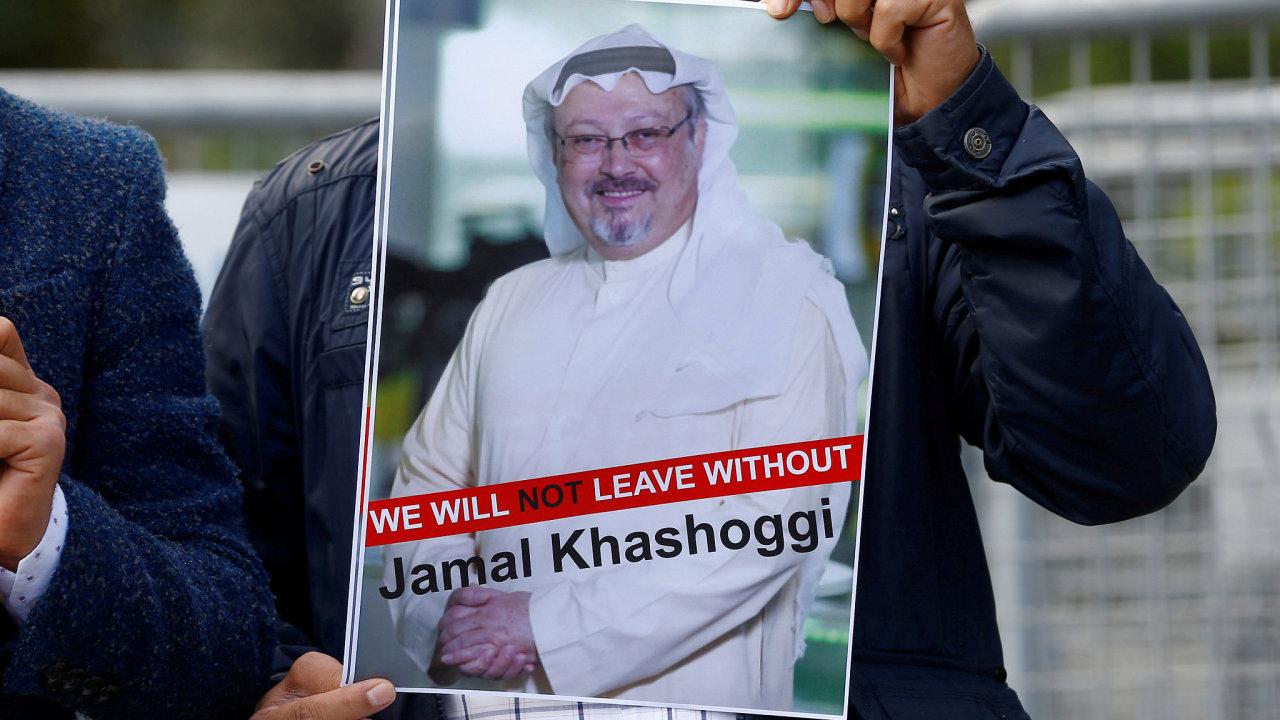 Saúdskoarabský opoziční novinář Džamál Chášakdží byl podle The New York Times zavražděn na rozkaz saúdskoarabské královské rodiny.