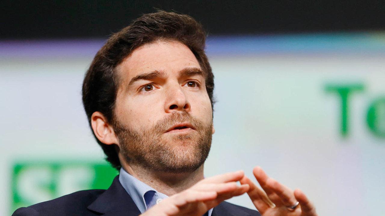 Šéf kariérního portálu LinkedIn Jeff Weiner