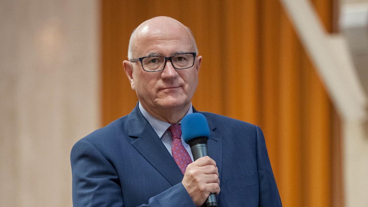 Pavel Štěpánek, výkonný ředitel České bankovní asociace