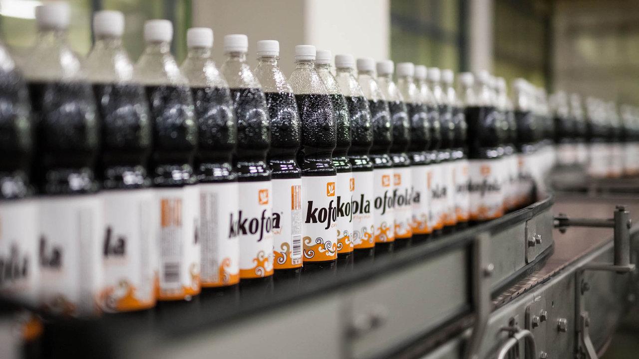 Výrobce nealkoholických nápojů Kofola Československo podle Patrika Hudce z Generali Investment CEE těží z vlastnictví populárních značek v několika zemích.