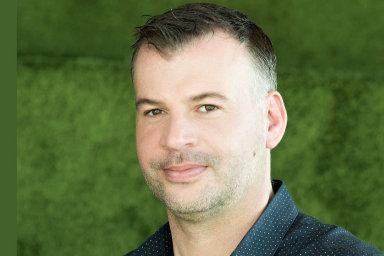 Ben Smith, globální provozní ředitel společnosti Kiwi.com