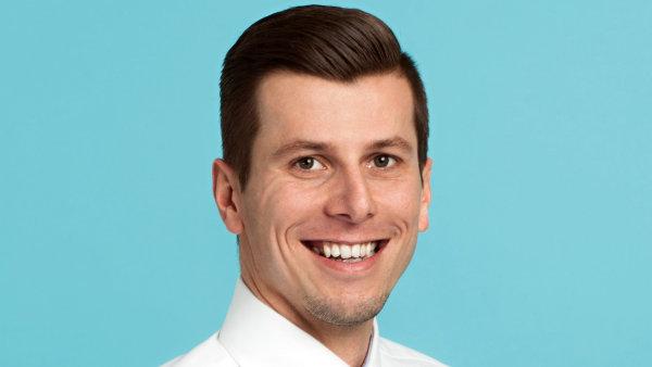 Martin Fojtík, člen představenstva Bidli holding