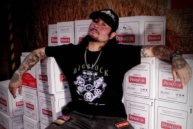 Alex Fabres, chilský distributor piva Primátor.