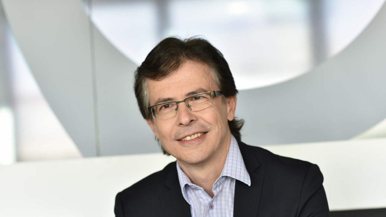 Václav Bálek, senior manažer komunikace Allianz