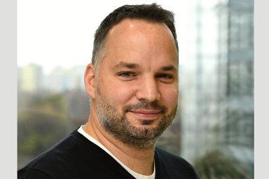Michal Forejt, ředitel divize spotřební elektroniky Samsung Electronics Czech and Slovak