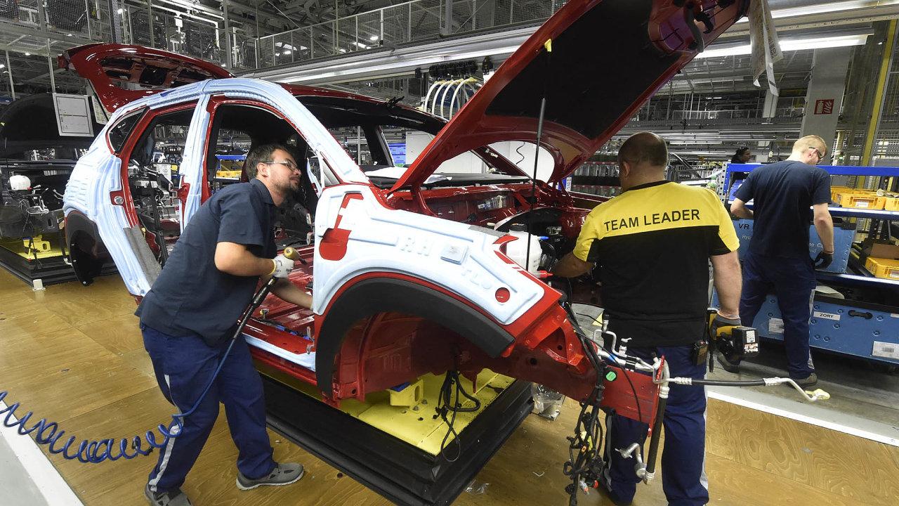 Každé druhé pondělí až dokonce roku budou zaměstnanci nošovické automobilky Hyundai doma se 70 procenty platu.