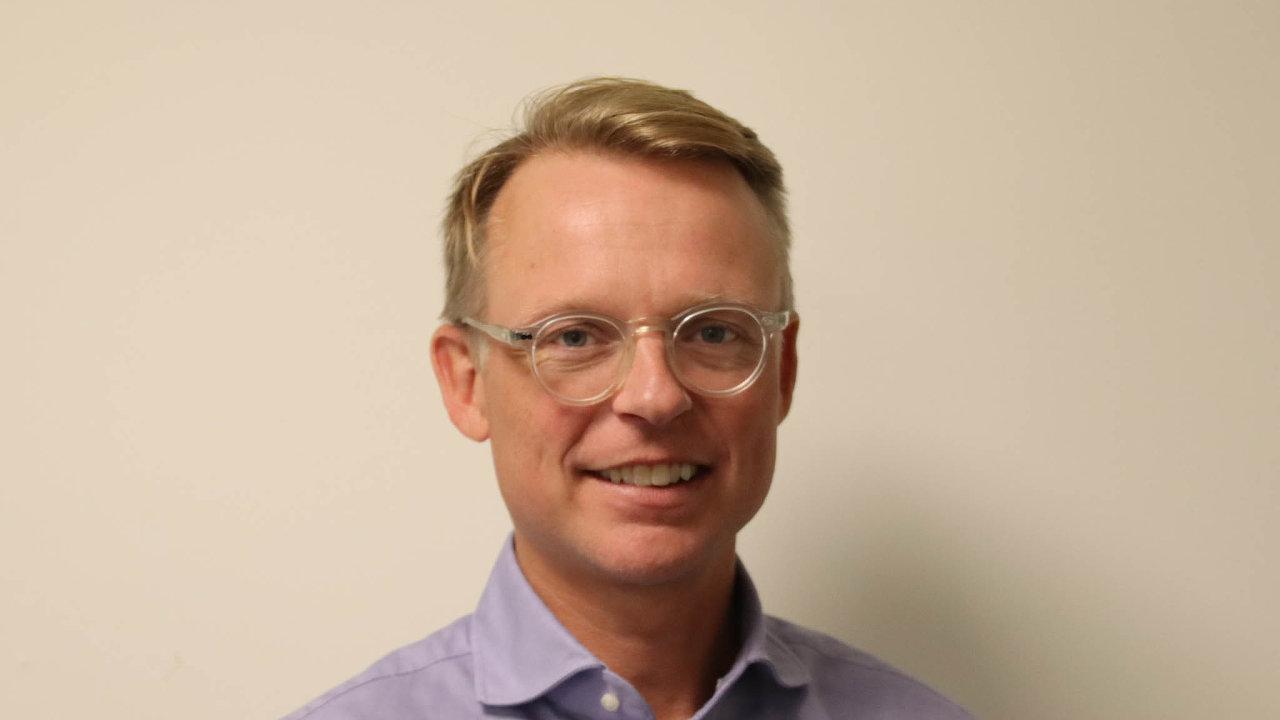 On-line ověřování identity přes internetové bankovnictví má svůj původ vseverských zemích, kde jej využívá drtivá většina populace. Johan Envall ze švédské technologické společnosti Covr Security.