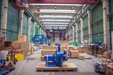 Většinu dosud oceněného majetku výrobce papírenských strojů Papcel tvoří movité věci za398milionů korun.