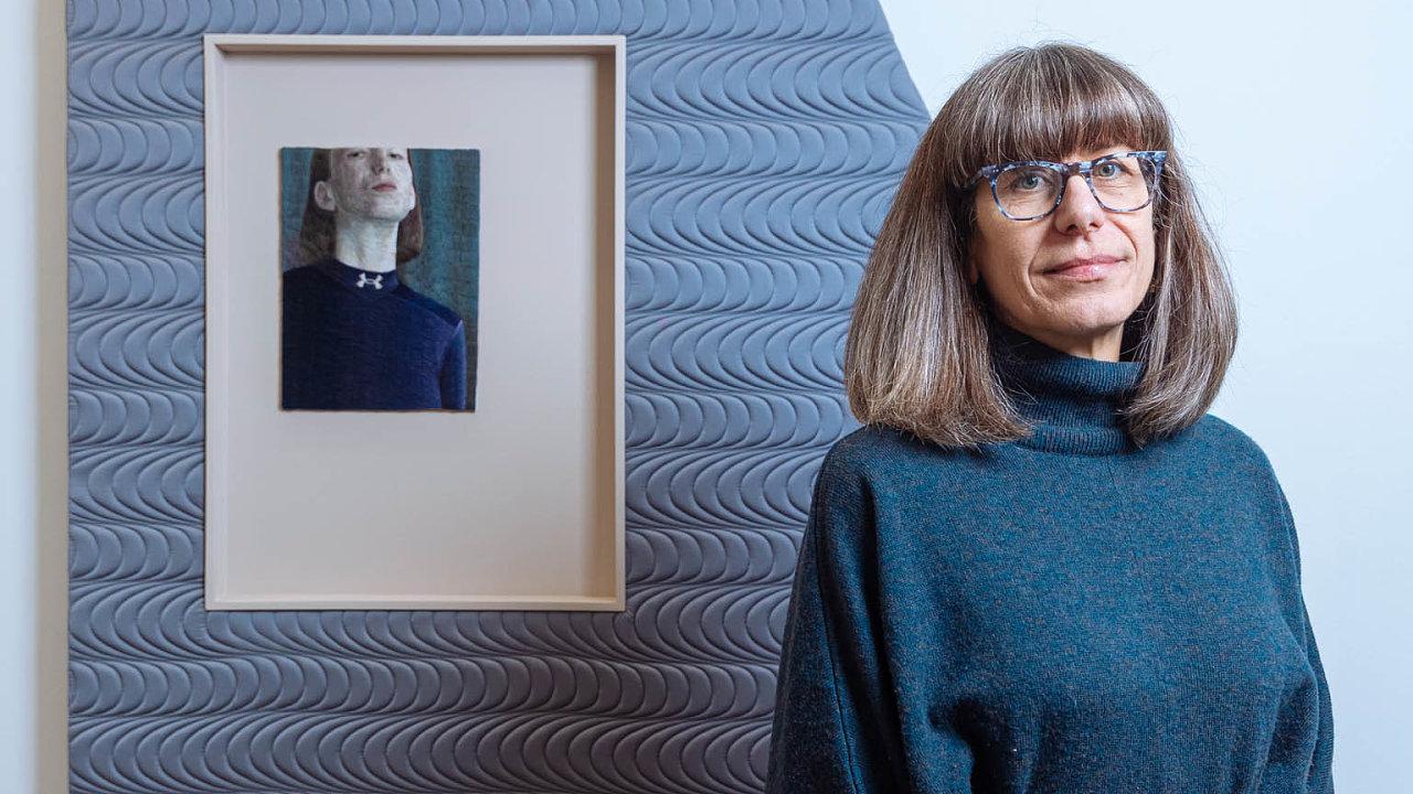 Pražská galerie hunt kastner zastupuje dnes ve světě nejznámější českou současnou umělkyni, Evu Koťátkovou.