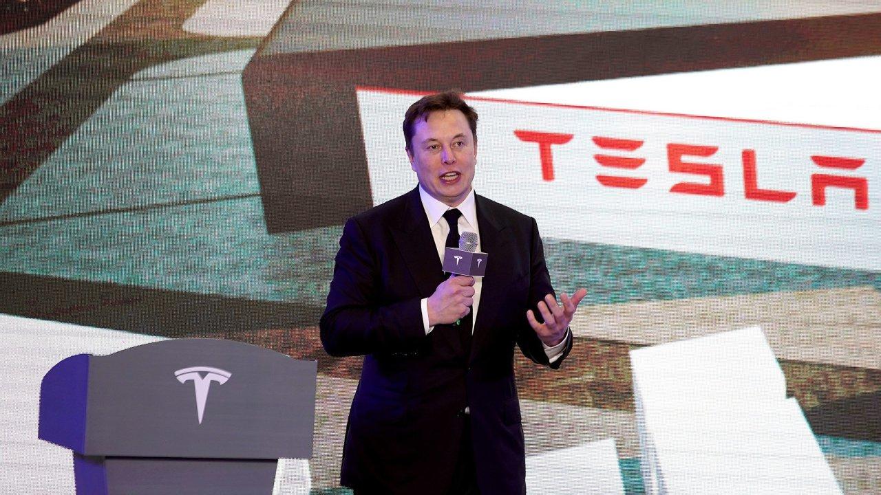 V pátek nebyla Tesla překvapivě zařazena do akciového indexu Standard & Poor's 500.