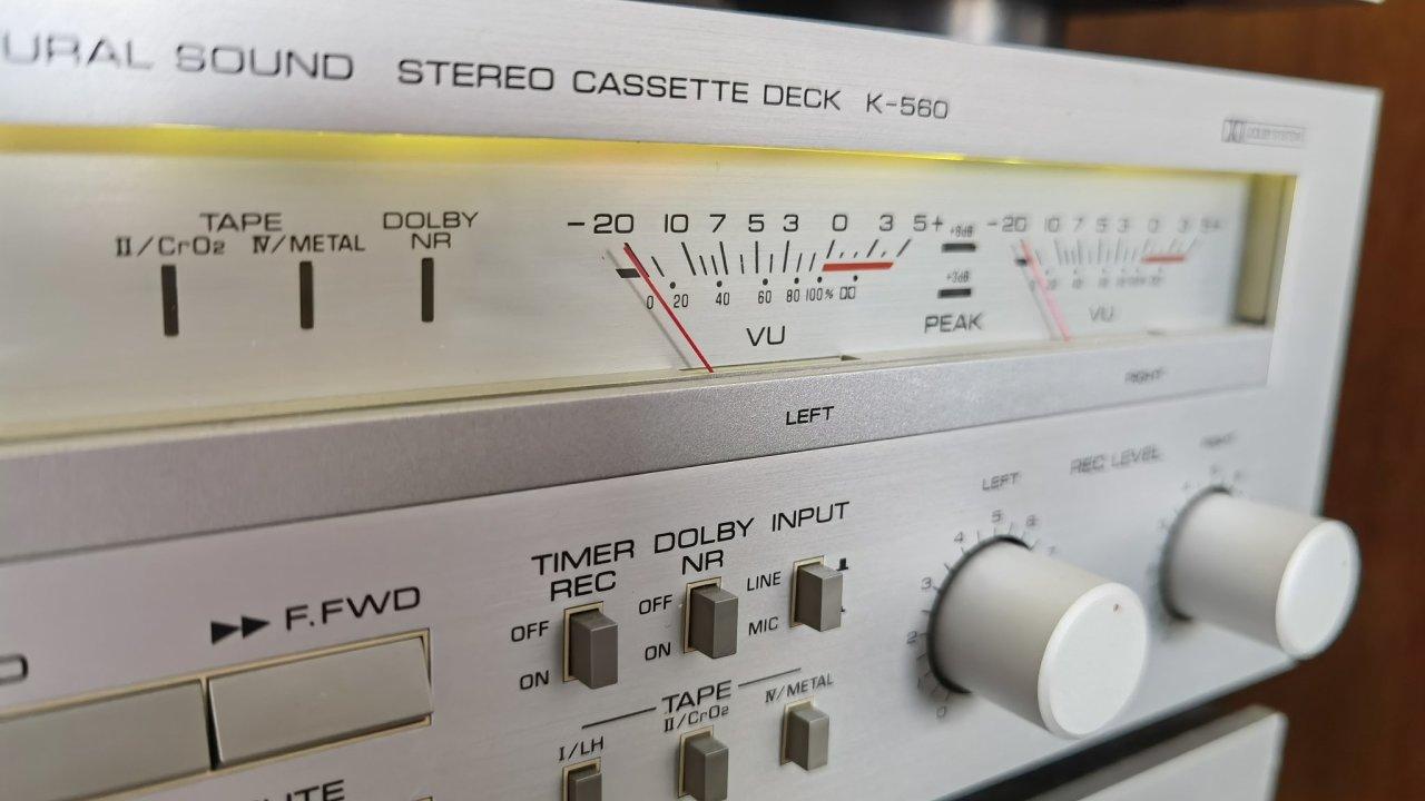Staré hi-fi je krásné a dá se pořídit za zlomek původní ceny.