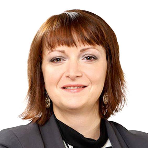 Andrea Vejběrová, partnerka Hartmann, Jelínek, Fráňa a partneři