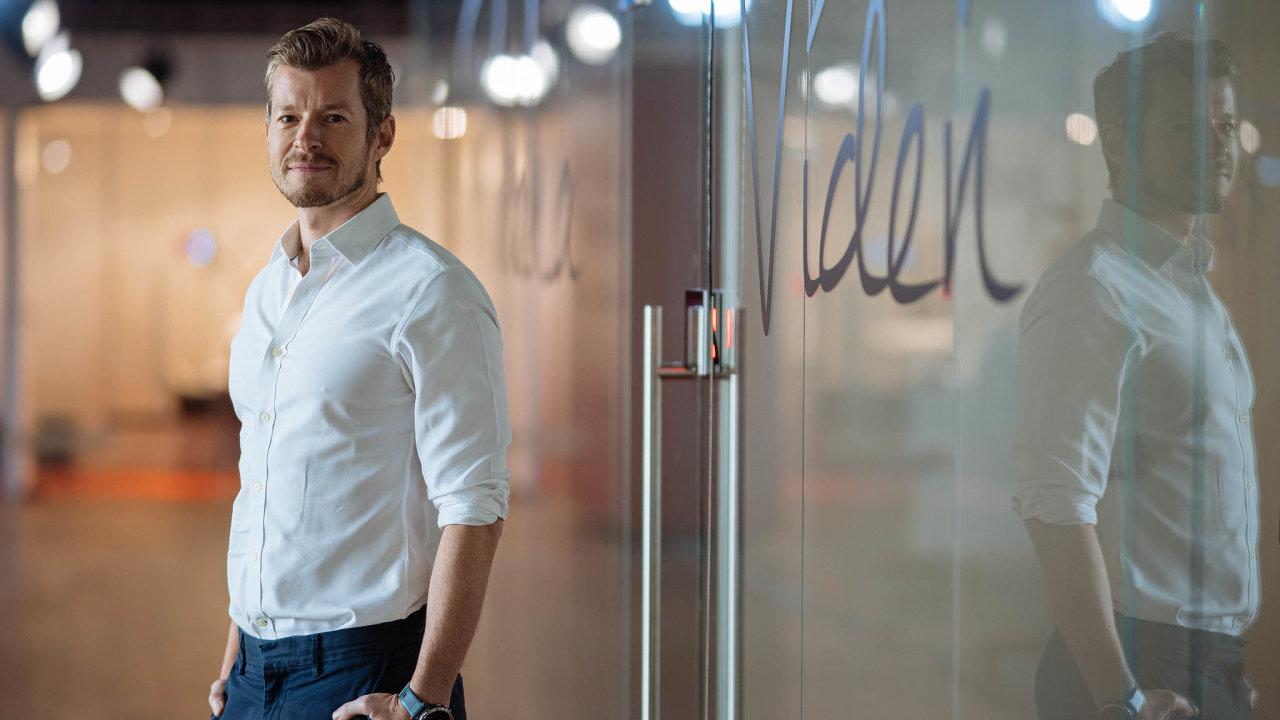 Viktor Fischer, Rockaway Blockchain Fund Praha, 24. 2. 2021, HN