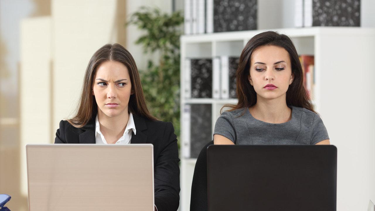 konflikt v práci