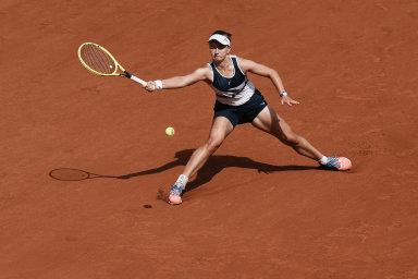 Návrat šampionky Barbory Krejčíkové z Paříže. Po dvojitém triumfu na Roland Garros je deblovou světovou jedničkou