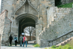 Bratislavský hrad. Snímka: archív
