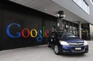 auto Googlu pro snímání ulic