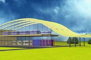 projekt budovy pro nejvýkonnější laser na světě (ELI)