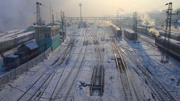 Alt� v�zne i projekt modernizace �eleznice na Uralu.