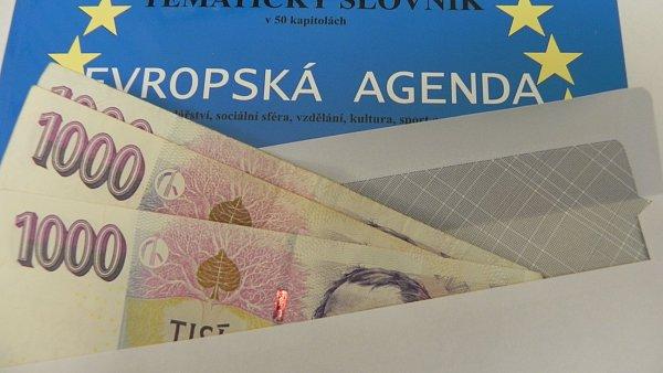 """Tak� slo�it� agenda �erp�n� fond� EU nahr�v� """"p�ekra�ov�n� pravidel""""."""