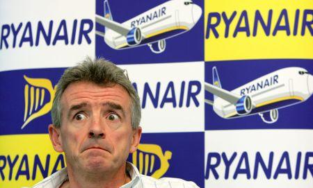 Šéf Ryanairu Michael O´Leary
