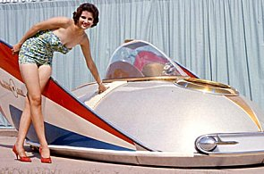 In our youth we were promised flying cars