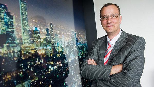 Karel Endlicher, manažer společnosti ABB