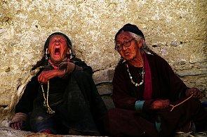 Všechny tváře Himálaje: Hory i lidi fotografovala Markéta Kratochvílová