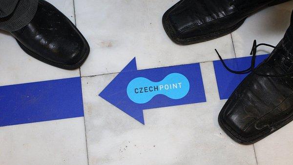 S novým rokem se nebude nikdo starat o provoz Czech Pointu