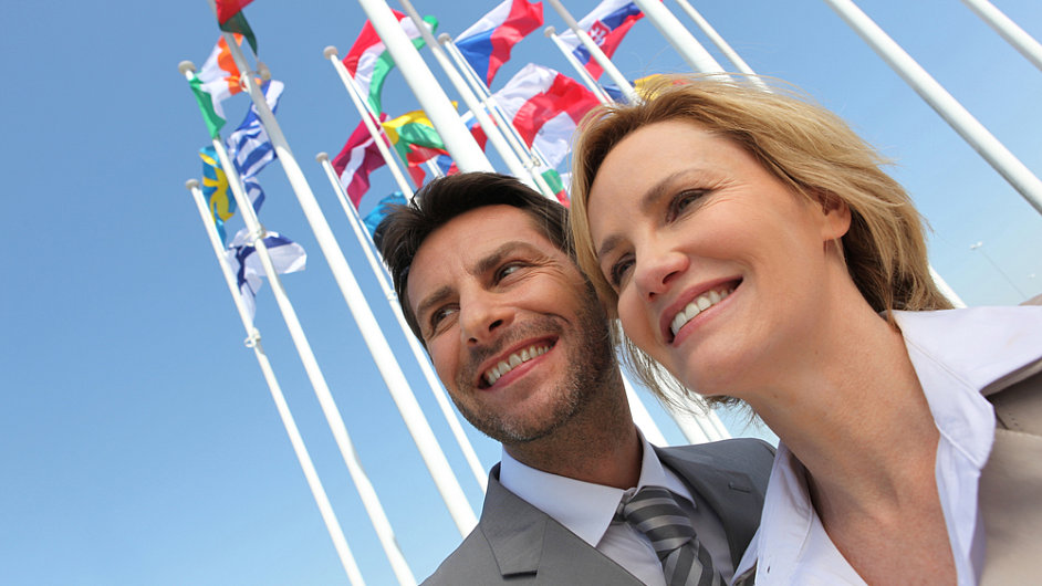 EU a Evropská komise podporují podnikání