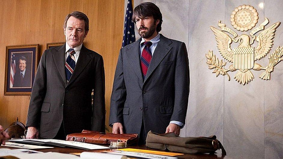 Drama Argo čelí kritice kvůli historickým nepřesnostem