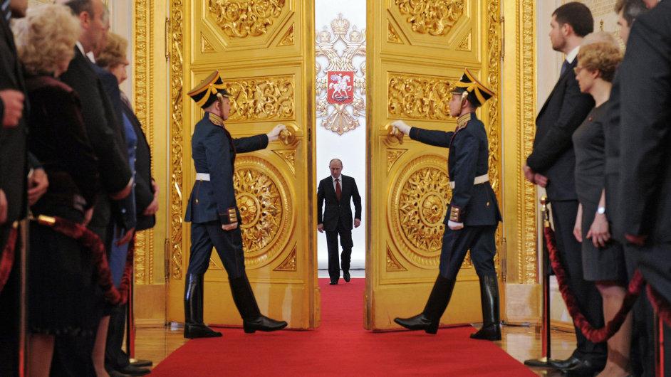 Přichází Vladimir Putin