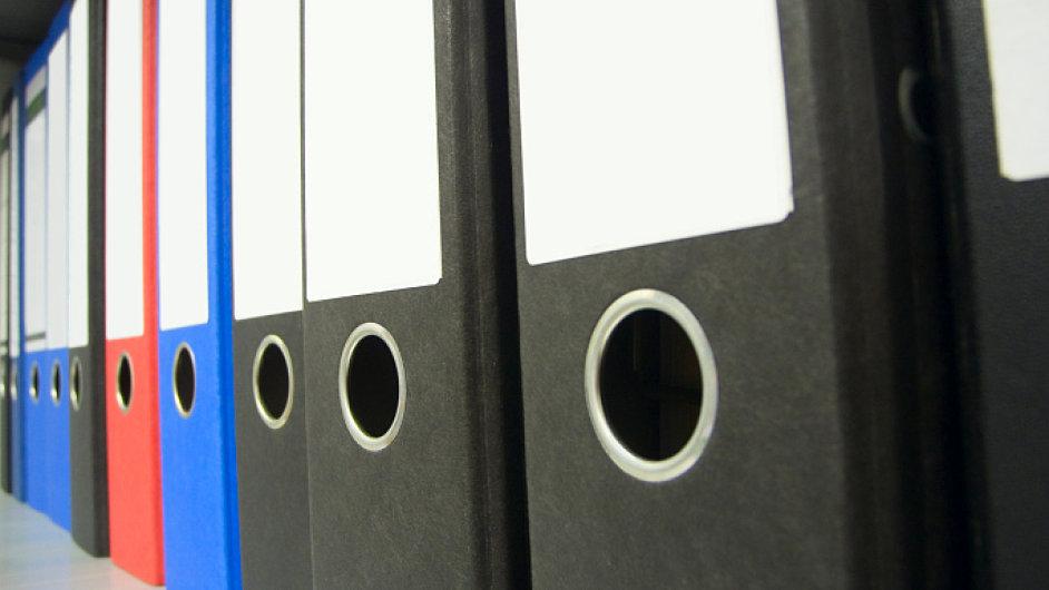 S krádeží citlivých dat se údajně setká až 90 % malých a středních firem. Ilustrační foto.