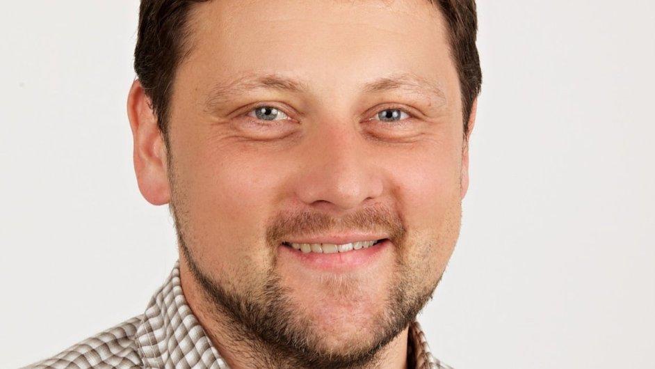 Miroslav Dvořák, technický ředitel české pobočky společnosti ESET