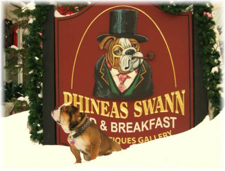 Phineas Swann Bed and Breakfast Inn, Vermont, USA