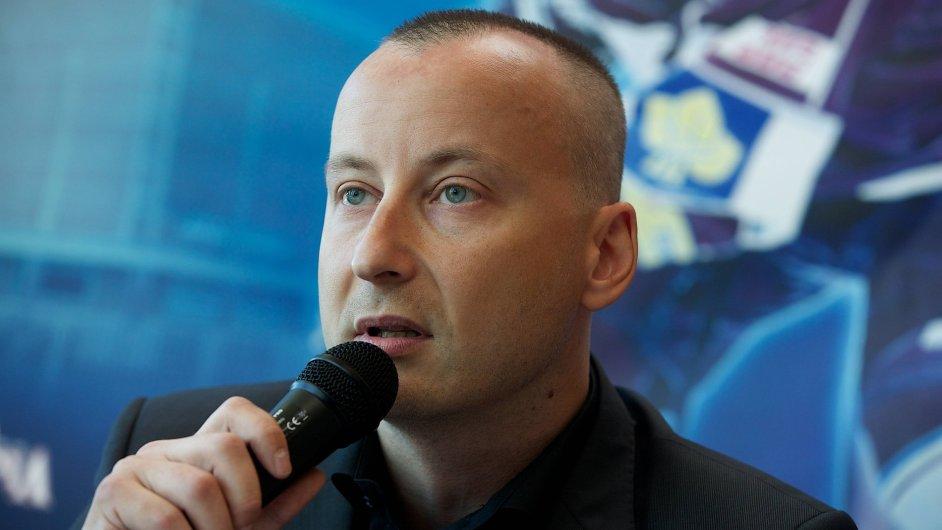 Robert Speychal, výkonný ředitel SHP