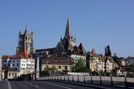 Lausanne, Švýcarsko