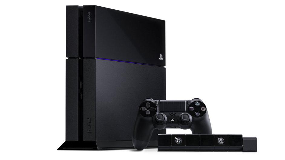 PlayStation 4 se blíží do Česka