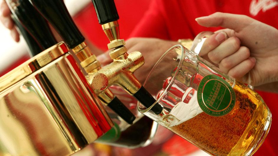 Pivní slavnosti - ilustrační foto