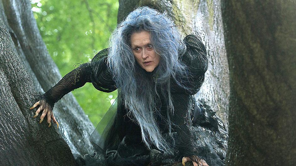 Film Into The Woods přijde do kin před Vánoci.