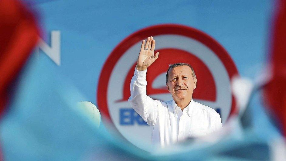 Nejmocnější politik od časů zakladatele moderního Turecka, legendárního Atatürka?