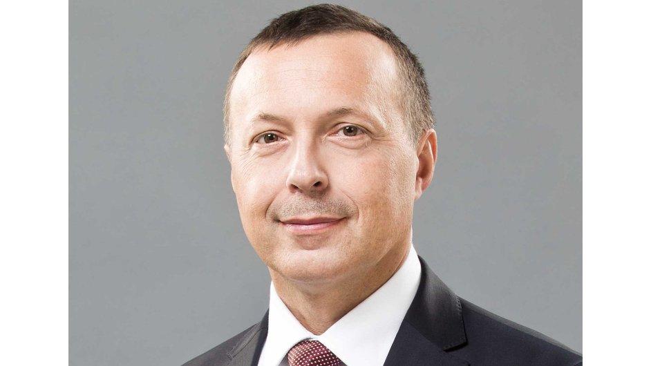 Miroslav Sedlák, prezident pro severní, střední a východní Evropu společnosti Sodexo